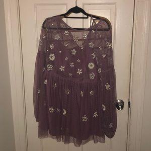 Sequins Asos dress never worn